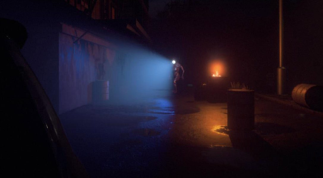 Explore a cursed town in supernatural chiller Those Who Remain, coming soon to PS4