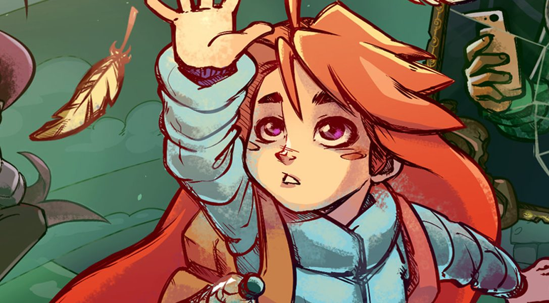 Towerfall creator returns with 700 levels of hardcore platforming action in Celeste, out on PS4 this month