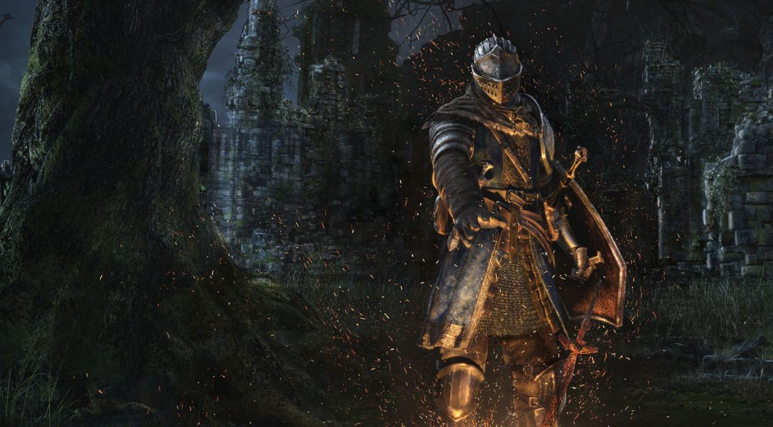 Praise the sun! Dark Souls: Remastered is coming to PS4 on 25th May