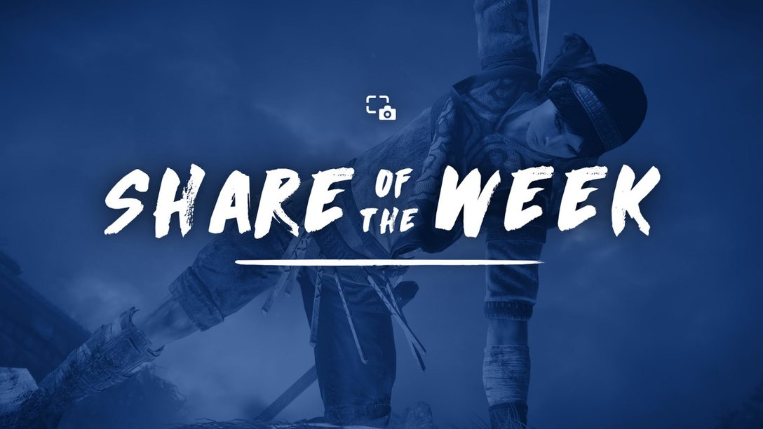 Share of the Week: Shadow of the Colossus