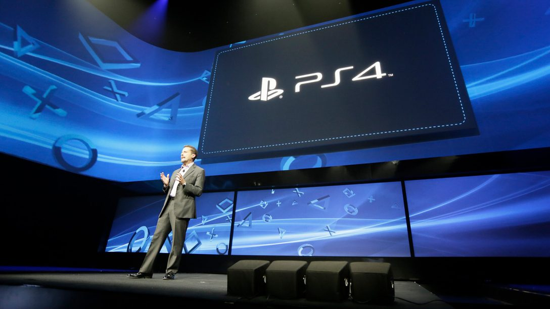 PlayStation 4: 5 Years Ago Today…
