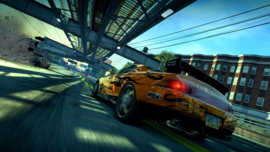 Burnout Paradise Gets A Ps4 Remaster March 16 Playstation Blog