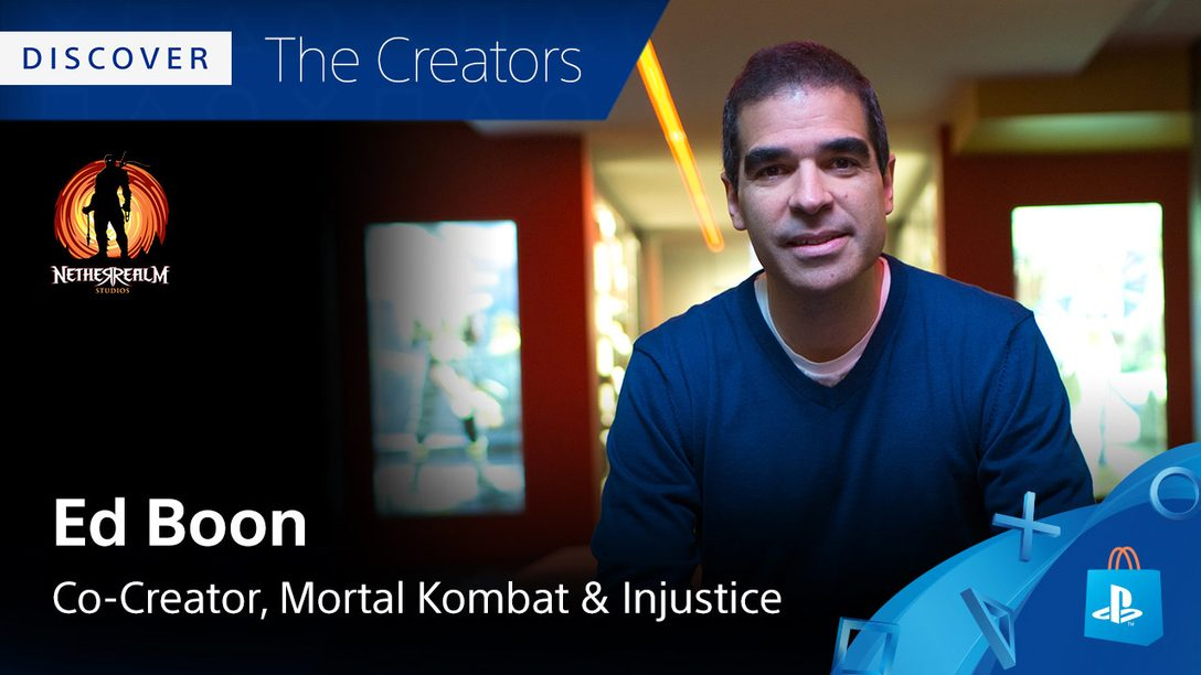 Discover the Creators: Ed Boon's Favorite PS4 Games