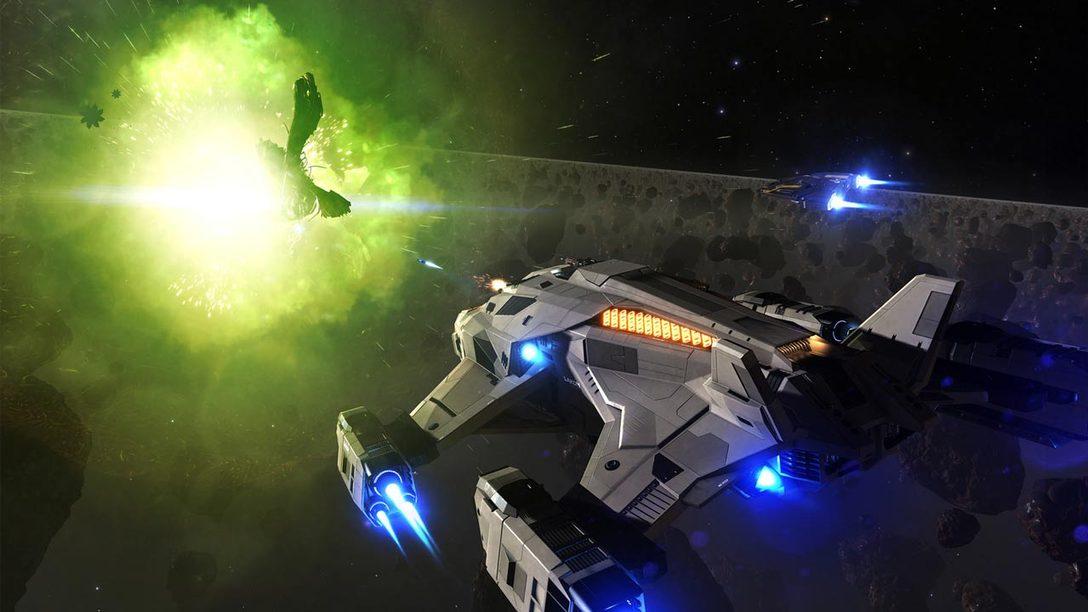 Five Ways Elite Dangerous: Beyond Changes The Galaxy