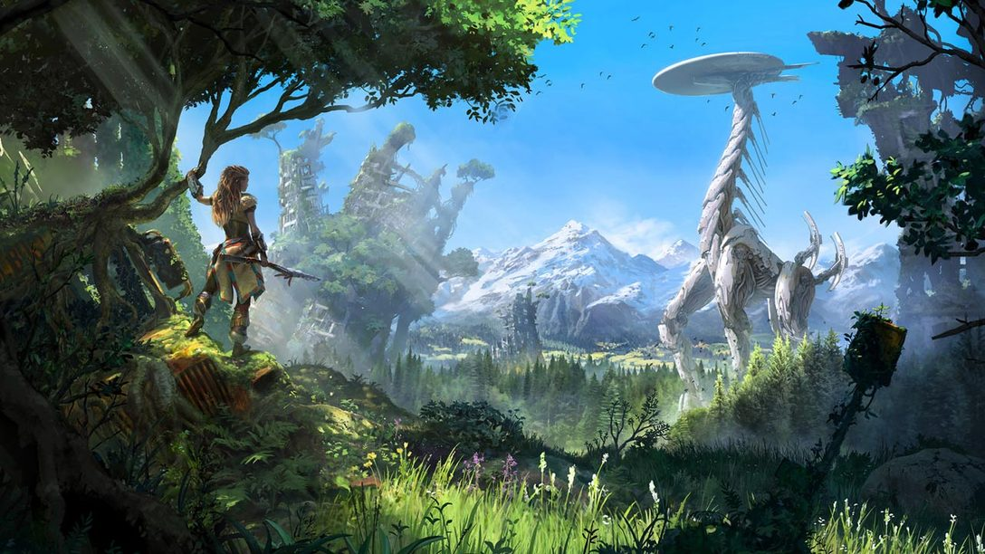Horizon Zero Dawn Celebrates its First Birthday, Surpasses 7.6 Million Sales