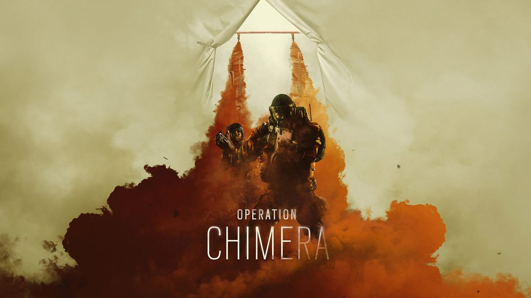 Rainbow Six Siege's Operation Chimera Brings New Operators, First Co-Op Event