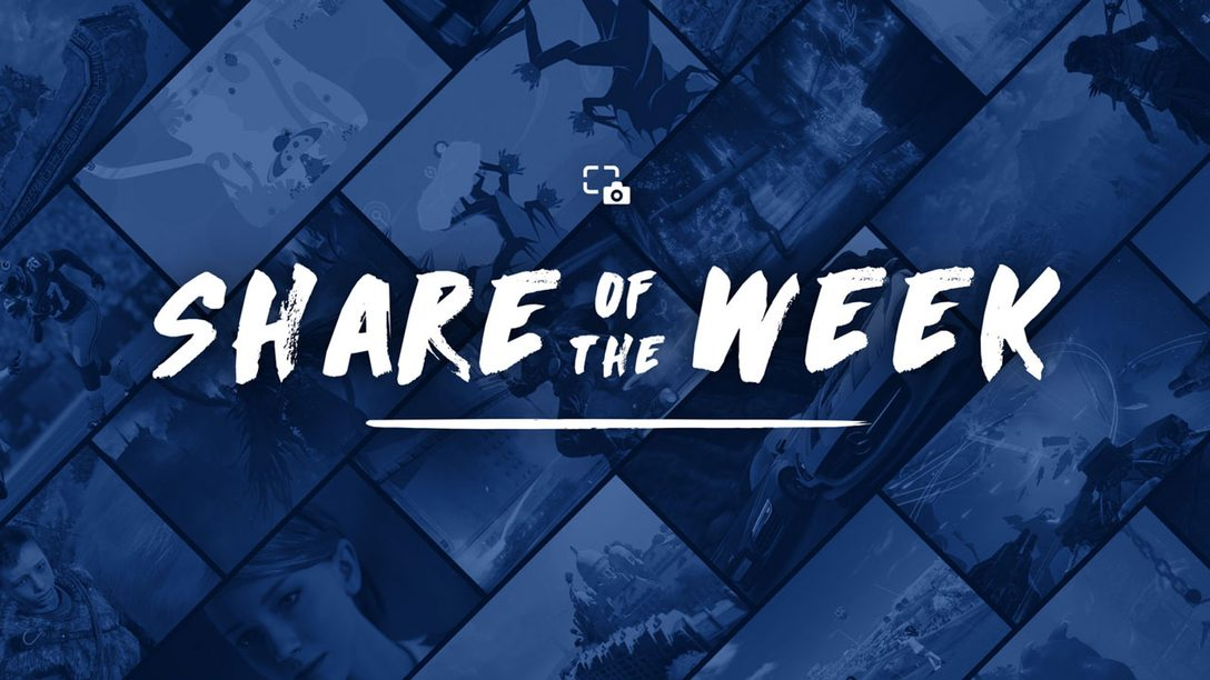 Introducing Share of the Week: Highlighting Your Best #PS4share Moments