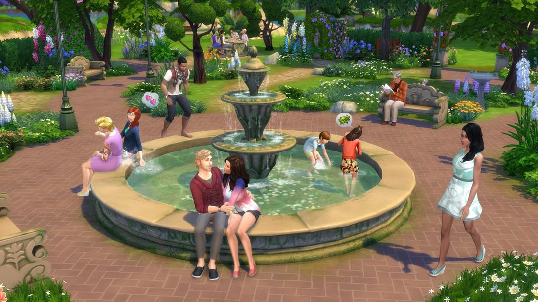Looking Back on 18 Years of The Sims