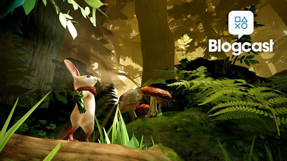 PlayStation Blogcast 282: Blogcast and Quill