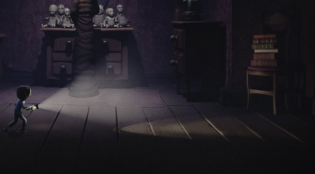 Little Nightmares' creators answer your questions about the latest expansion to its PS4 puzzle horror