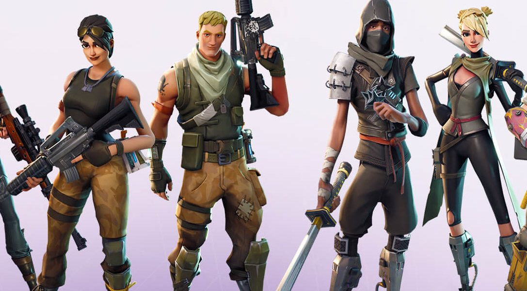 Big Fortnite discounts among new deals going live on PlayStation Store today