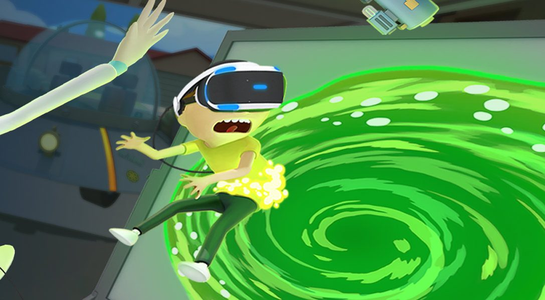 Rick and Morty: Virtual Rick-ality release date confirmed for PS VR