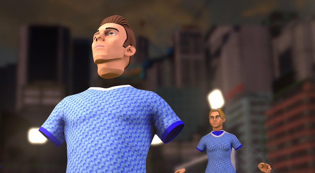 VRFC brings eight player football to PS VR on 27th February