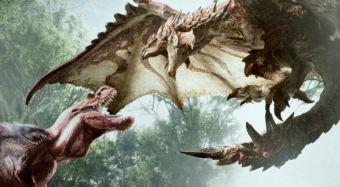 Monster Hunter: World was the best-selling game on PlayStation Store last month