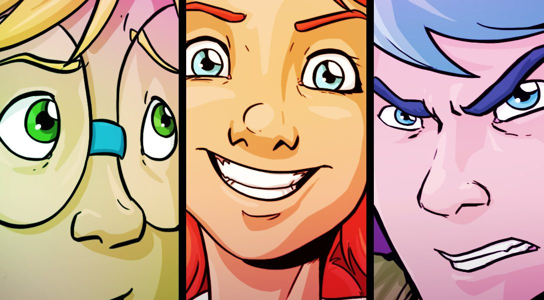 Try out supernatural teen adventure Crossing Souls today with free PS4 demo