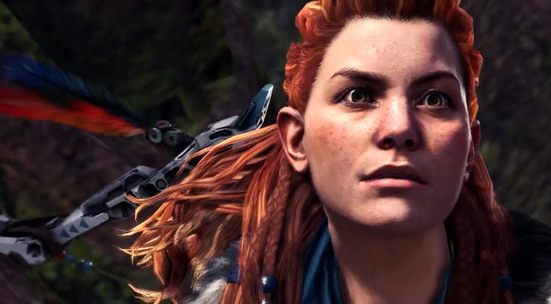 Forge gear to play as Horizon Zero Dawn's Aloy in new Monster Hunter: World quest, out tomorrow