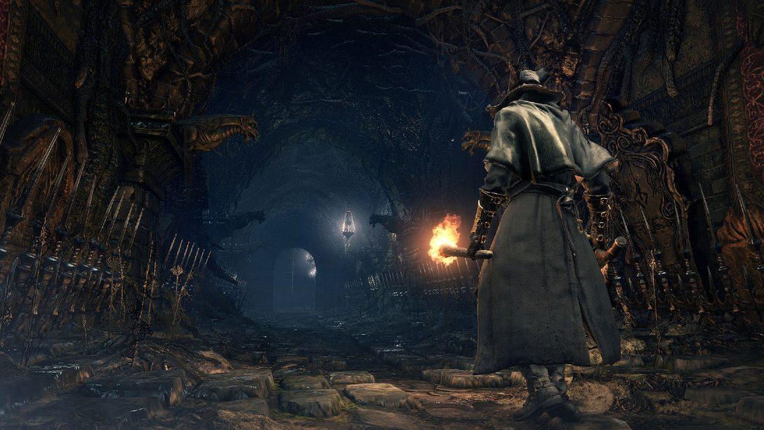 How to Play Bloodborne in Co-Op