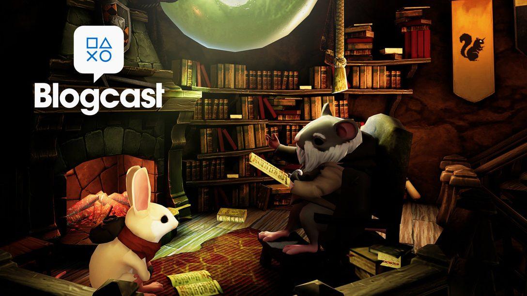 PlayStation Blogcast 283: Fast-Forward