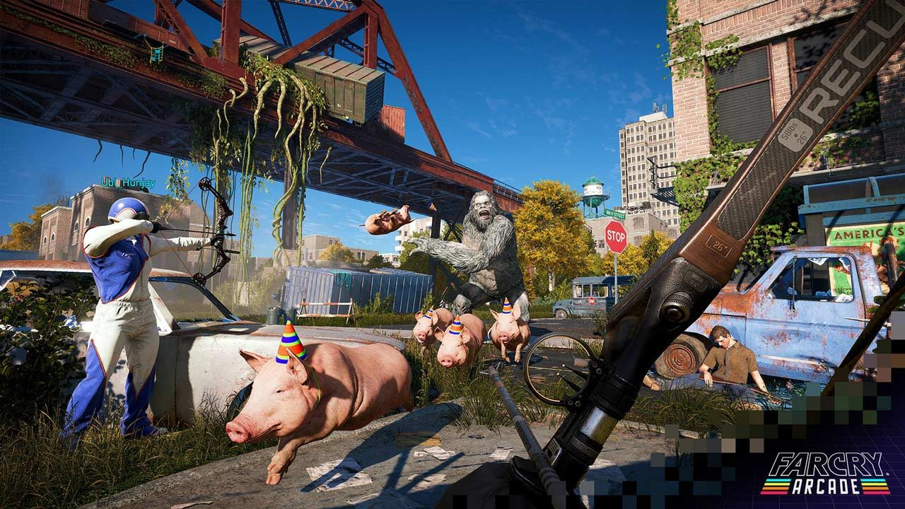How Far Cry 5 S Ambitious Post Launch Dlc Aims To Turn The Series On Its Head Playstation Blog