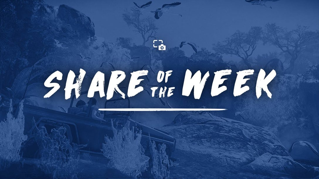 Share of the Week: Uncharted: The Lost Legacy
