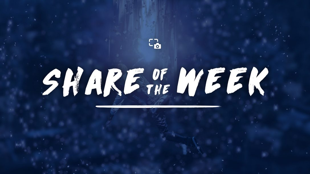 Share of the Week: Action Shots