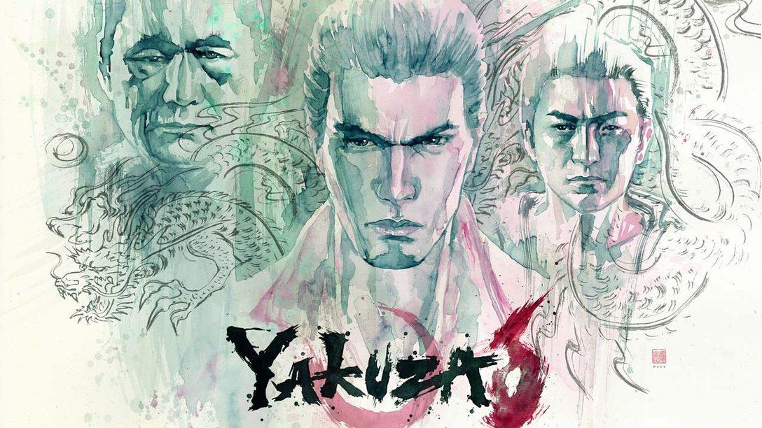 "Yakuza 6: The Song of Life ""Essence of Art"" Exhibit Opens in LA March 17"