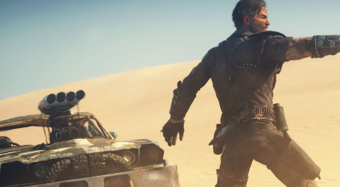 Your PlayStation Plus games for April are Mad Max and Trackmania Turbo