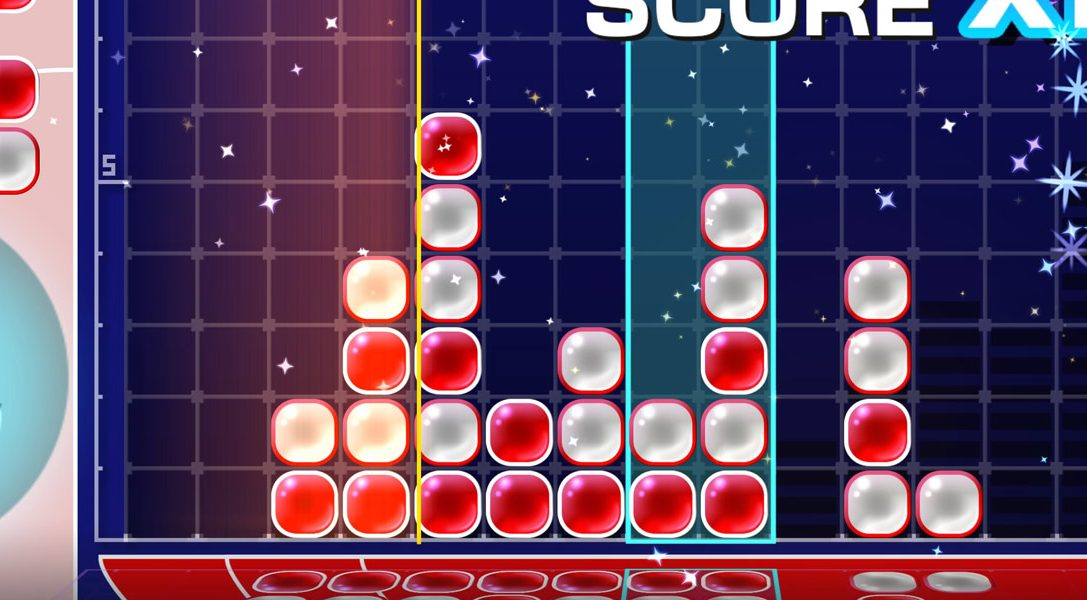 Legendary audiovisual puzzler Lumines Remastered is coming to PS4 this May