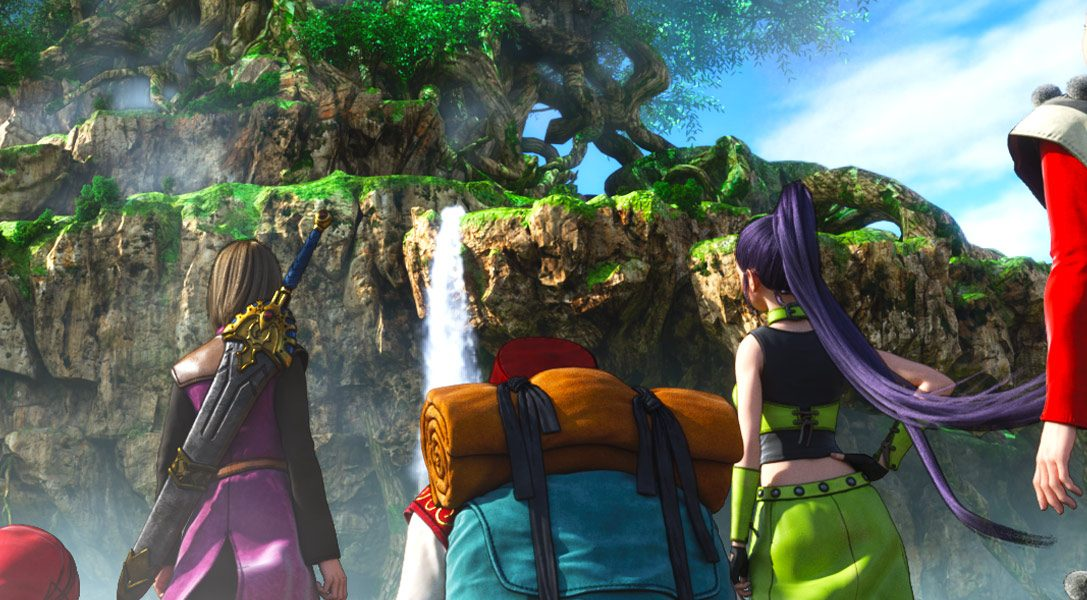Dragon Quest XI gets a PS4 release date