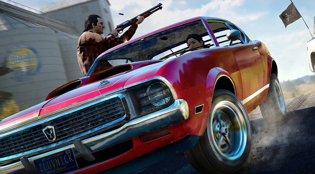 6 ways Far Cry 5 is re-writing the series' long-running open-world formula