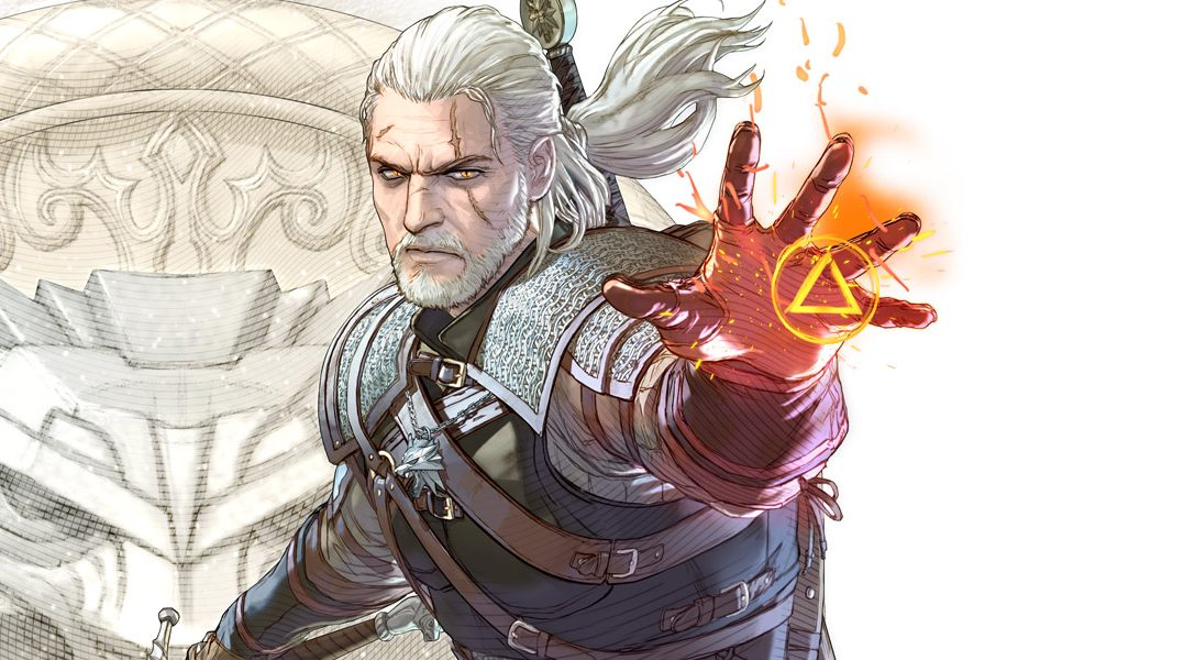 The Witcher's Geralt of Rivia joins Soul Calibur VI's fighting roster