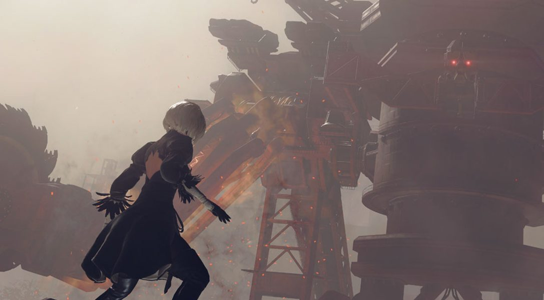 Celebrate Nier: Automata's first birthday with 9 surprising facts about the PS4 action RPG classic
