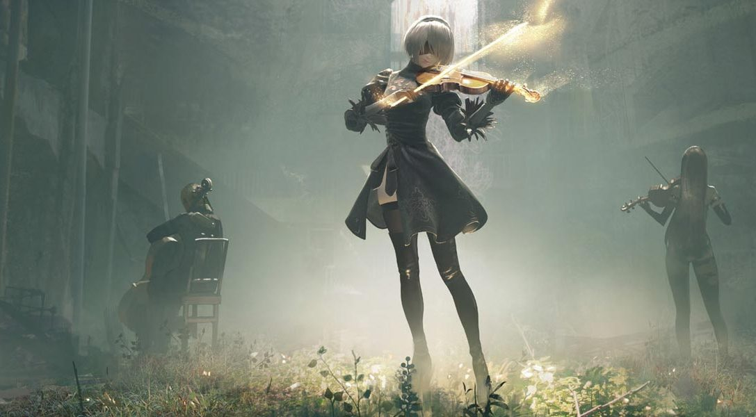 Nier: Automata's composer Keiichi Okabe reveals the secrets behind the action RPG's award-winning soundtrack