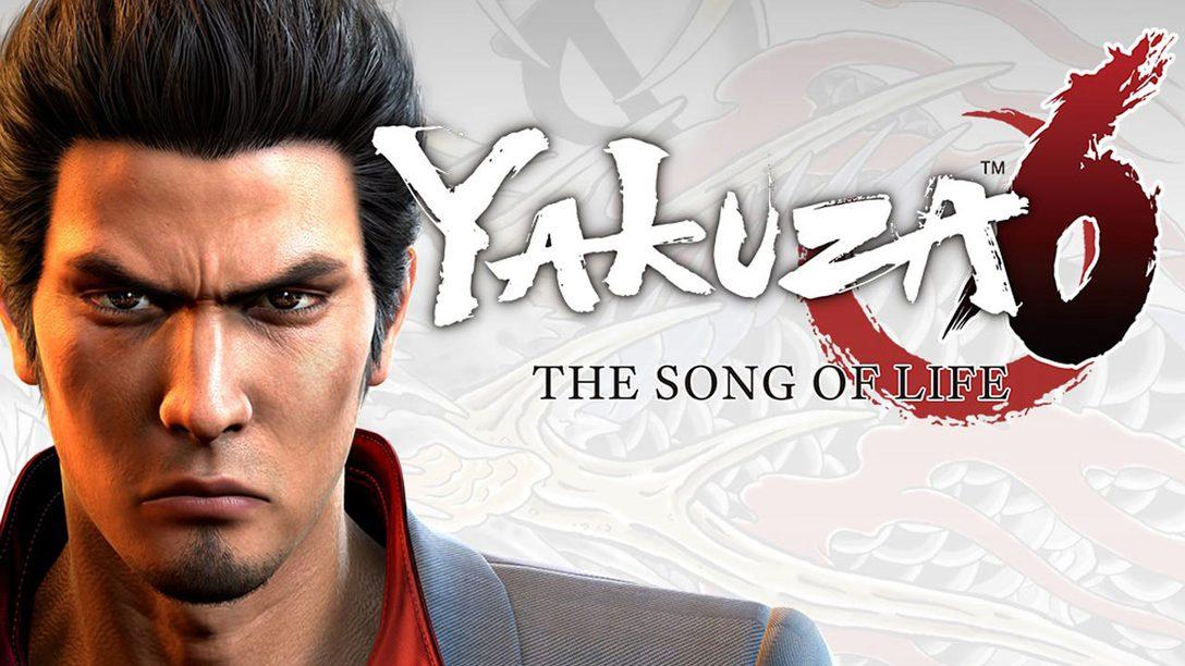 Yakuza 6: The Song of Life Demo is Back at PlayStation Store