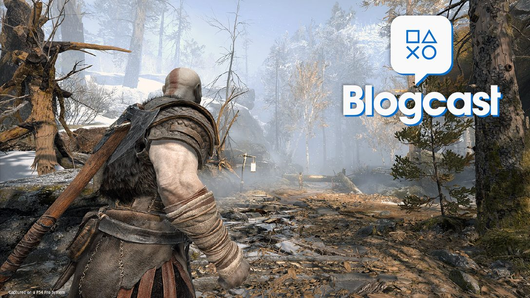 PlayStation Blogcast 288: War Gods