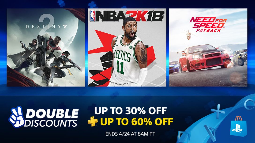 Double Discounts for PS Plus Members Are Back