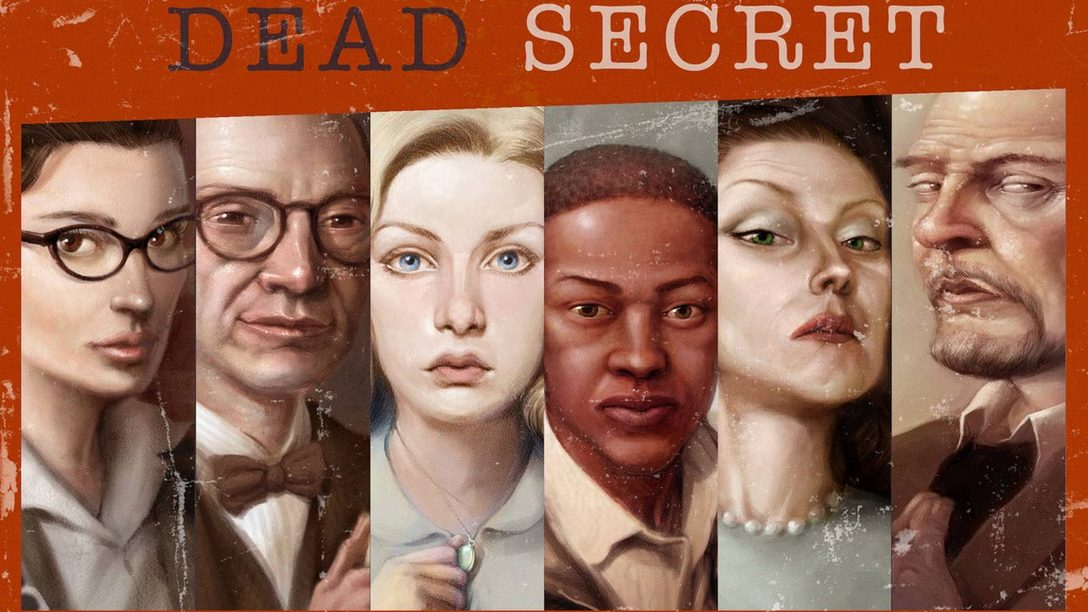 Horror Mystery Dead Secret Hits PS VR, PS4 April 24