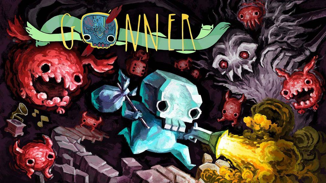Gonner Coming to PS4 on May 15