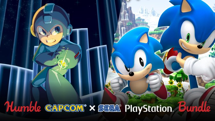 Save Big with the Capcom x Sega Humble Bundle