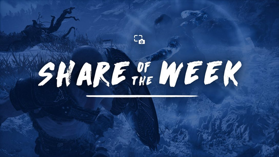 Share of the Week: God of War