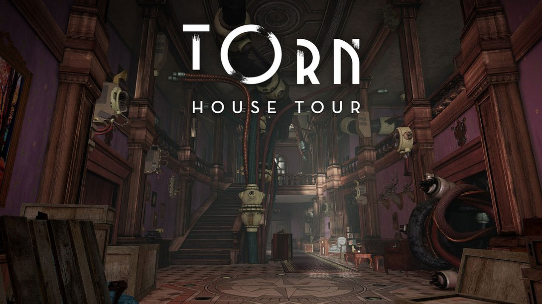 Take a 360° Tour of Torn, A Sci-Fi Mystery Coming to PS VR This Spring