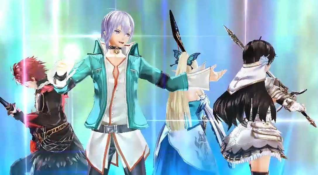 Music-powered action RPG Shining Resonance Refrain releases 10th July on PS4