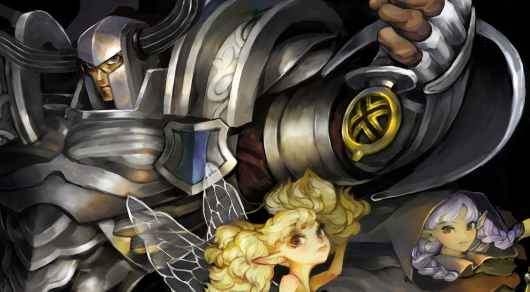 See the magnificent 4K remaster of cult fantasy RPG Dragon's Crown Pro in action