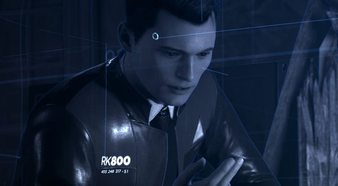 Detroit: Become Human has gone gold, game demo out tomorrow on PS4