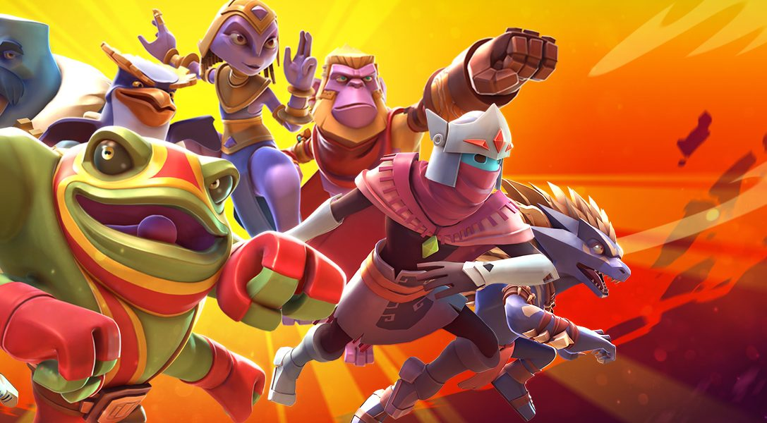Multiplayer fighter Brawlout gets Hyper Light Drifter, Guacamelee guest stars in this summer's PS4 release