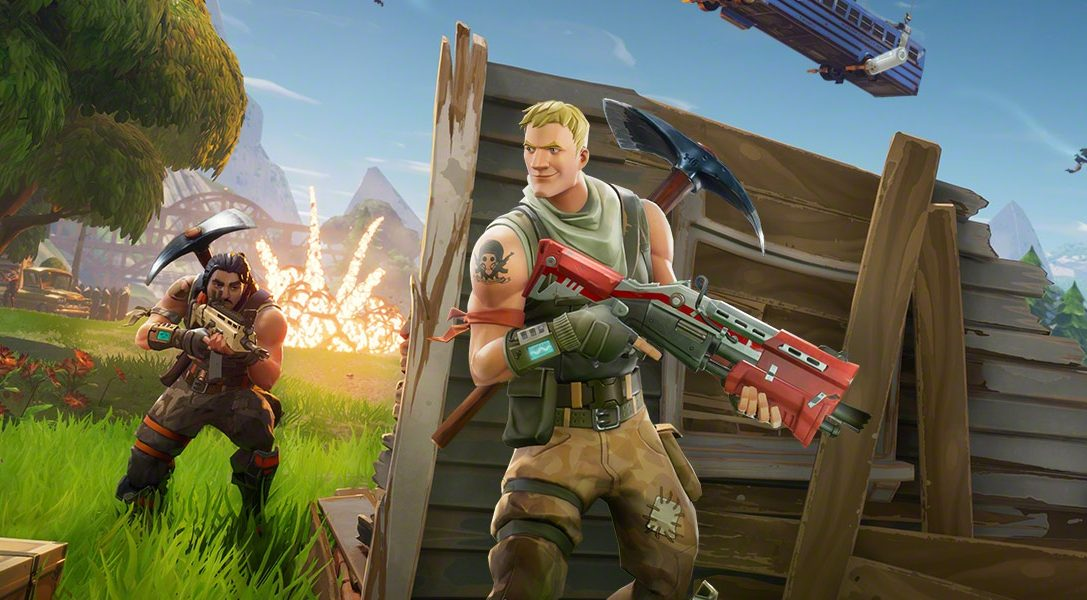 Fortnite interview: how Epic created the Battle Royale mode, and what's next for its smash hit shooter
