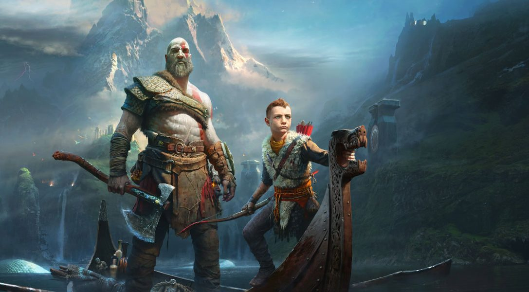 Listen to God of War's epic soundtrack now on PlayStation Music