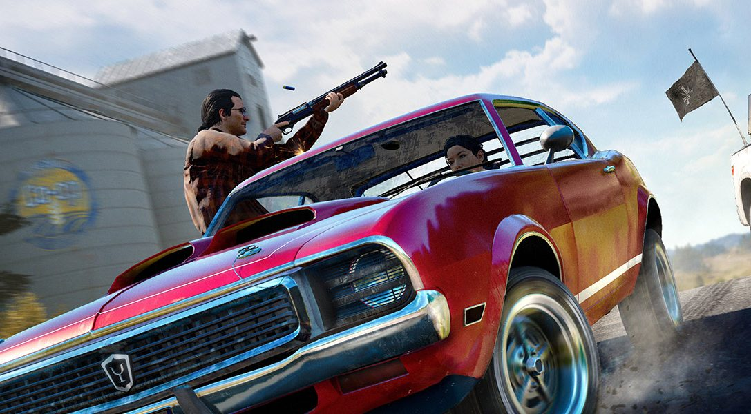 Far Cry 5 was the best-selling game on PlayStation Store last month