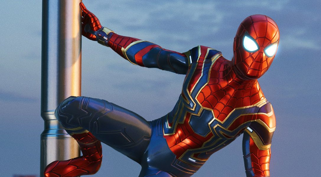 Iron Spider suit inspired by Marvel's Avengers: Infinity War coming to Marvel's Spider-Man on 7th September