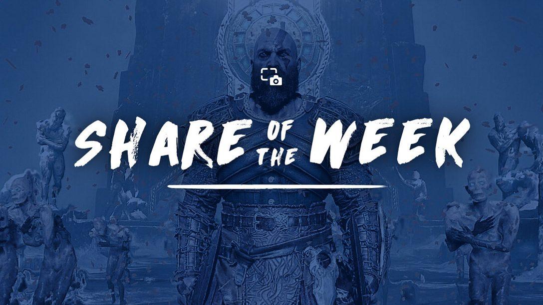 Share of the Week: God of War – Vertical Challenge
